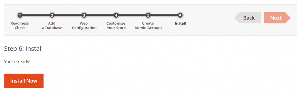 Quick Install Magento 2 on OpenLiteSpeed • OpenLiteSpeed